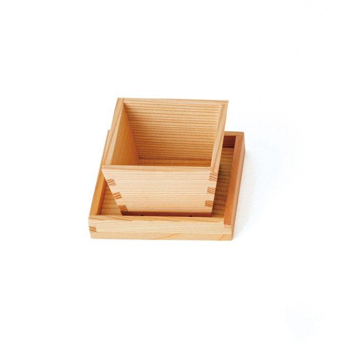 桝コースターセット(1客)