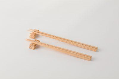夫婦箸&箸置セット